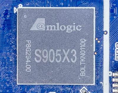 AMLOGIC 95x3