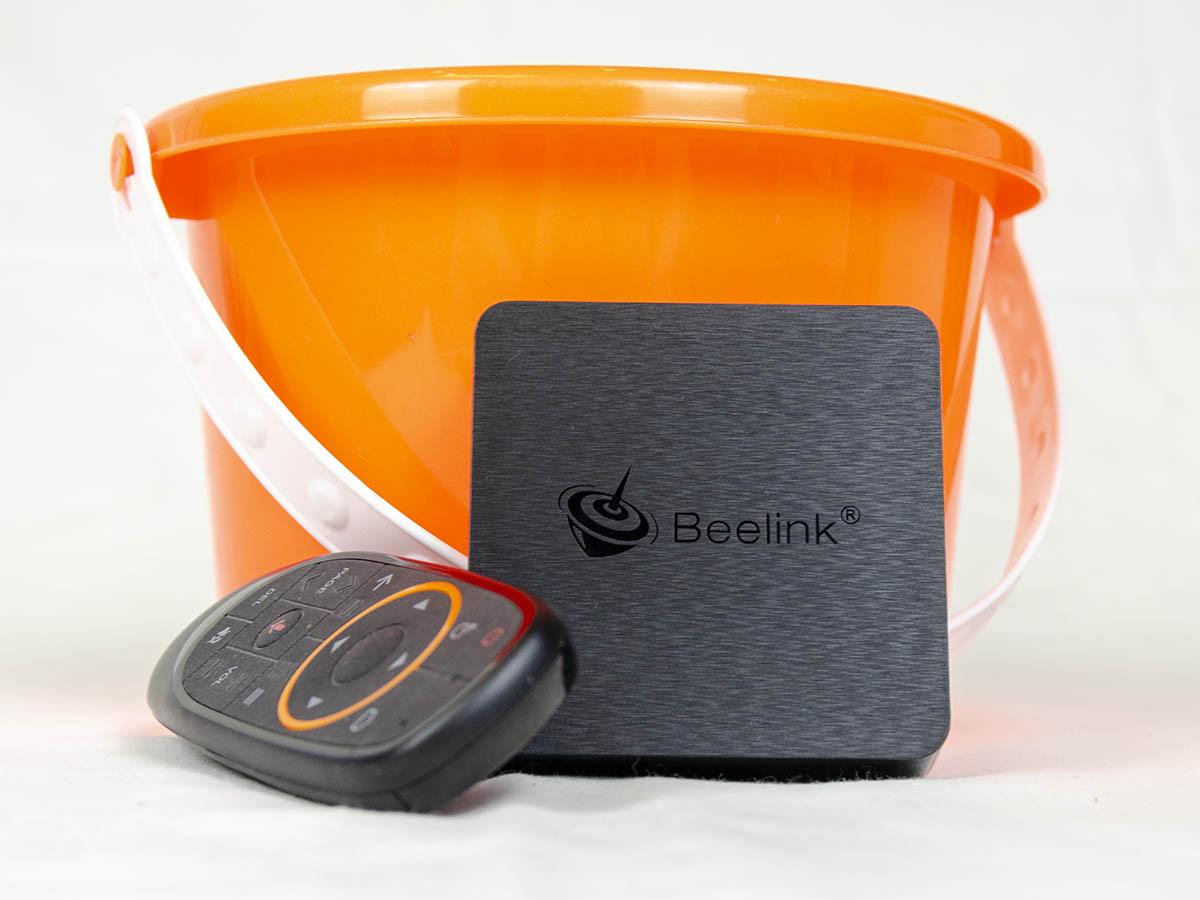 GT1 mini 2 S905X3 box remote