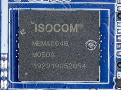 ISOCOM eMMC 64GB