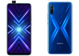 Honor 9X international edition has Kirin 710F