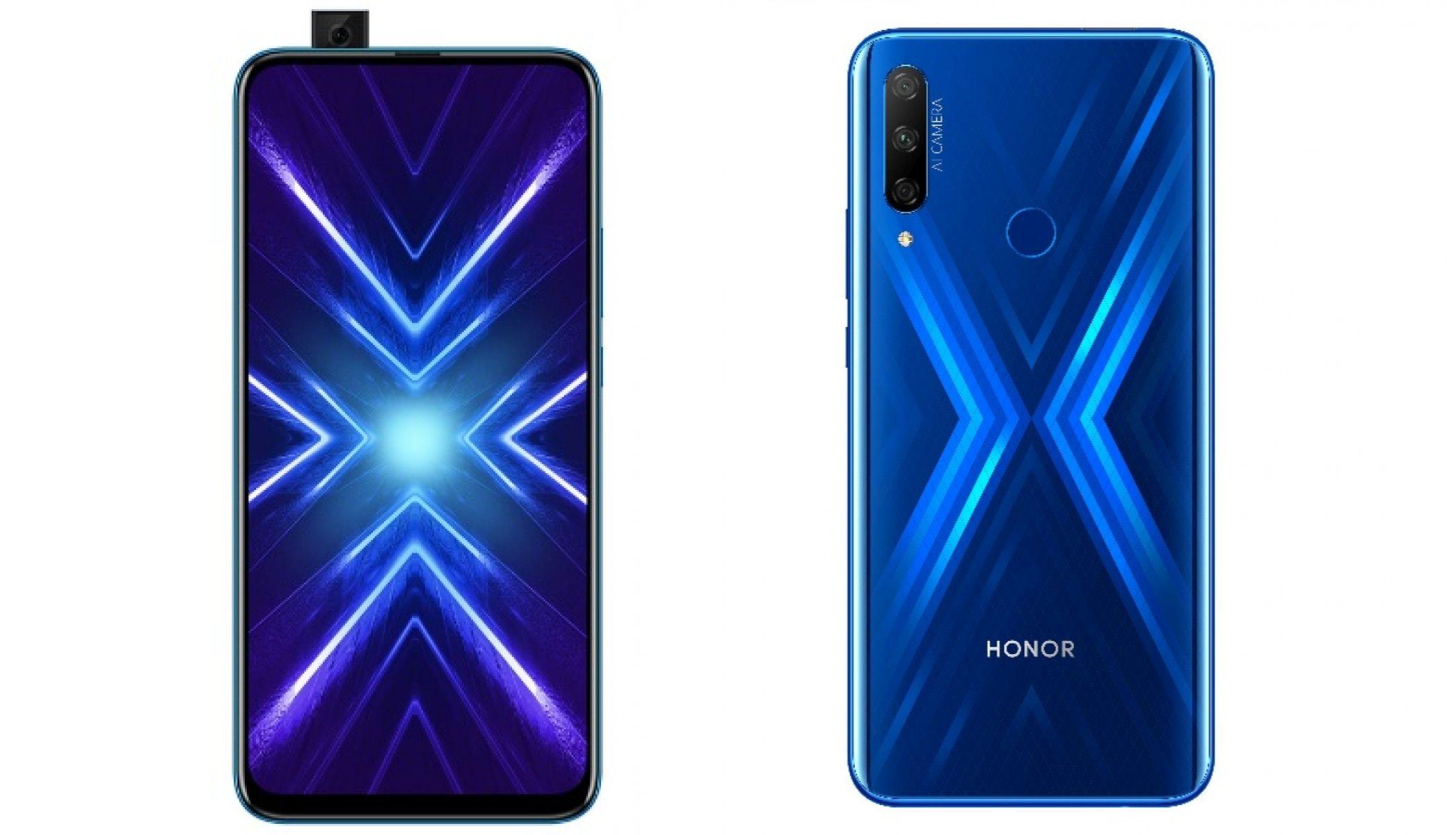 Honor 9X international edition has Kirin 710F