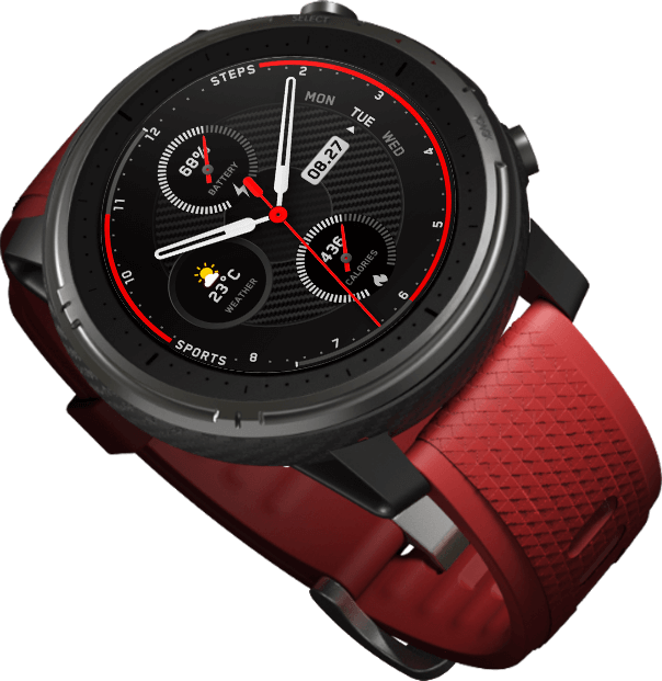 Xiaomi Watch Pro with a circular dial is coming