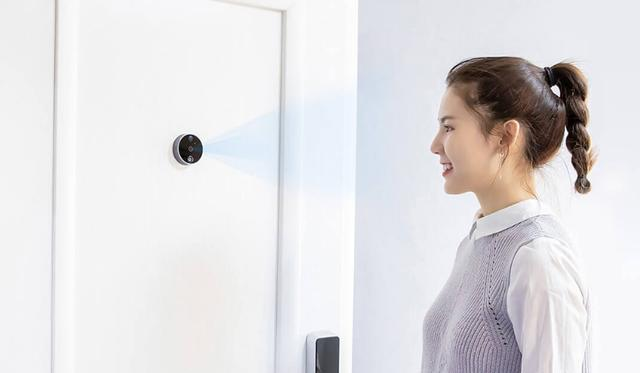 Xiaomi crowdfunds a Chuangmi Smart Eye Doorbell 4