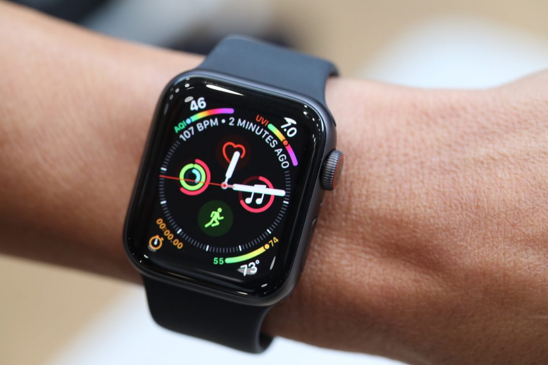 Charges agains Apple for stealing Health Monitoring tech for its Watch