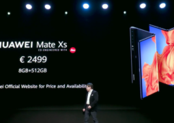 Huawei Mate Xs releases upcoming month; much more strong version of the Mate X