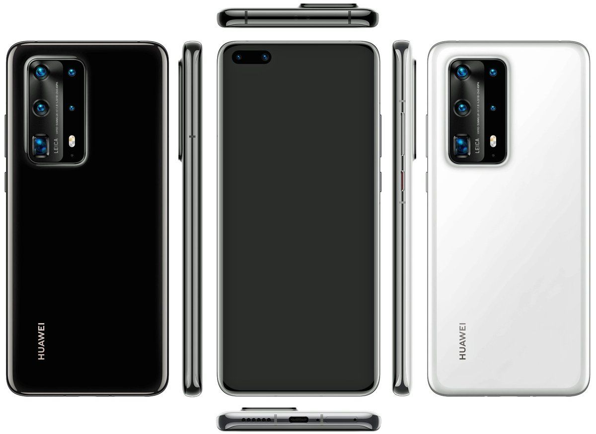Huawei P40 and P40 Pro 5G spotted on TENAA - launch will be soon 3