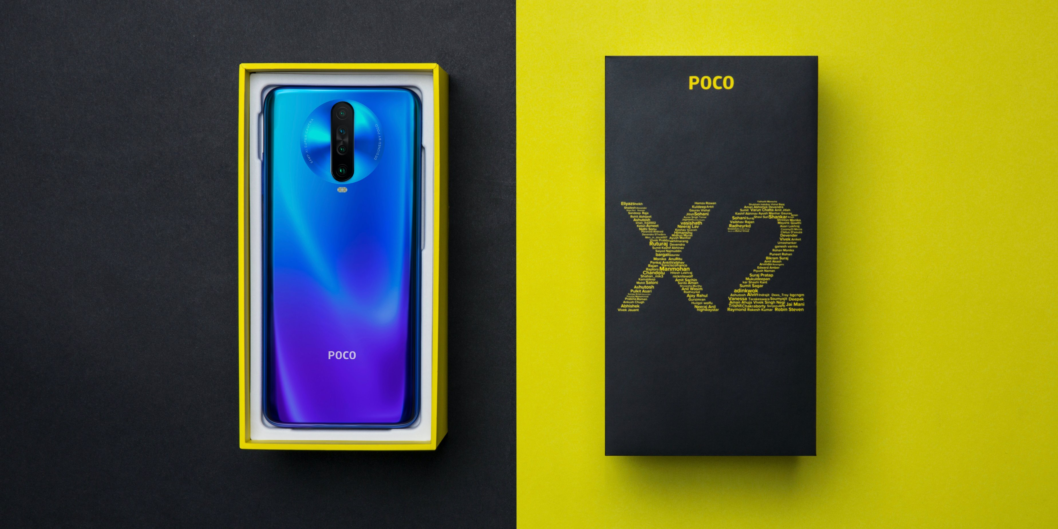 POCO X2 released for usd225 with 120Hz display, 64MP IMX686 Snapdragon 730G