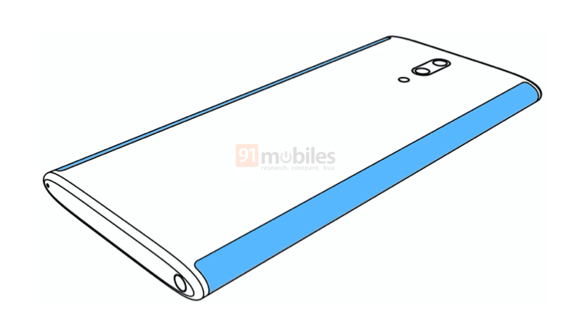 Xiaomi patents a fresh surrounding panel telephone, might be a commercial version of Mi MIX Alpha 3