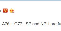 Kirin 820 5G specs; will be announced tomorrow