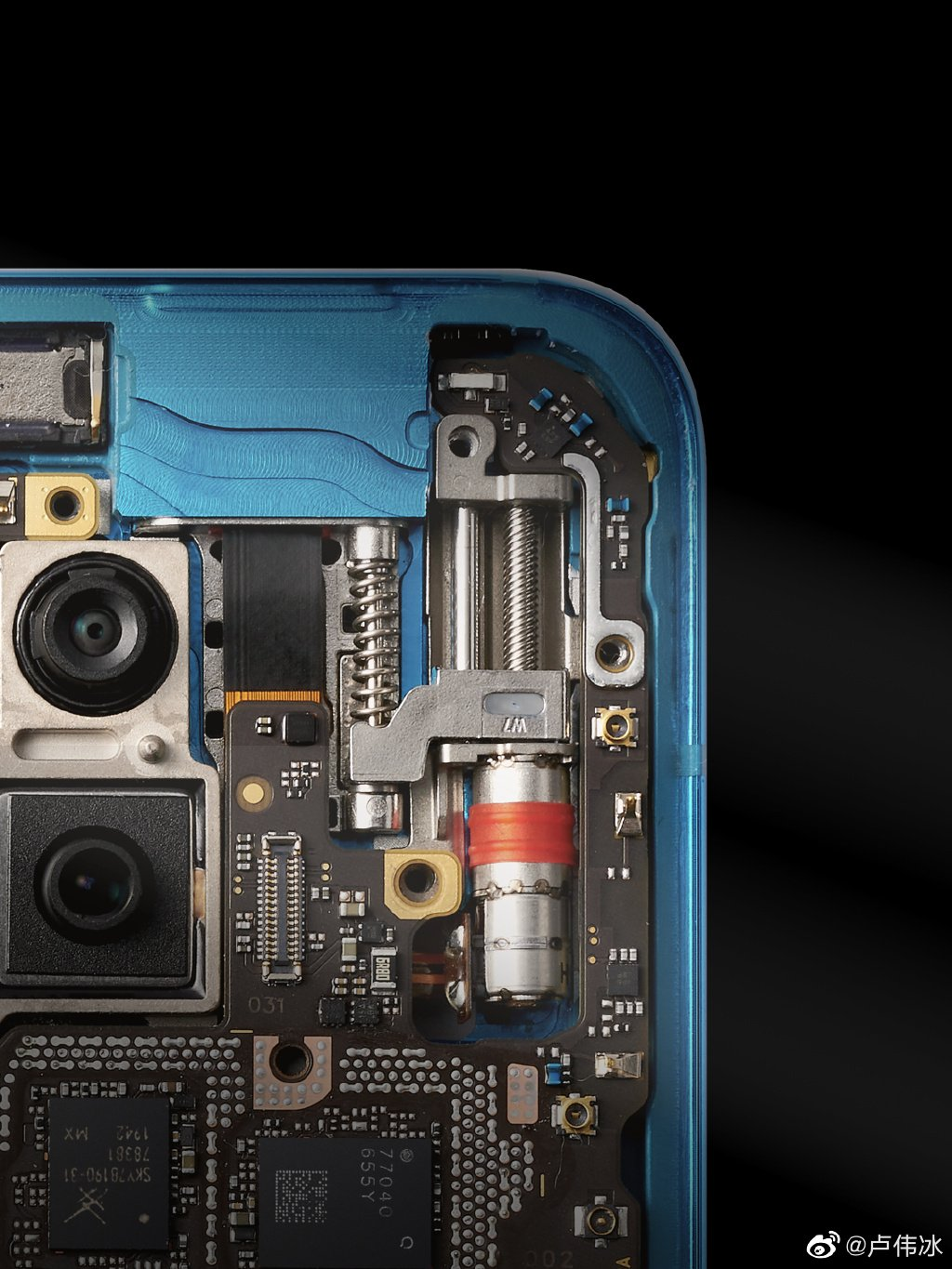 Redmi K30 Pro crams 61 components per sq centimeter with 'Stacked Motherboard' design 2