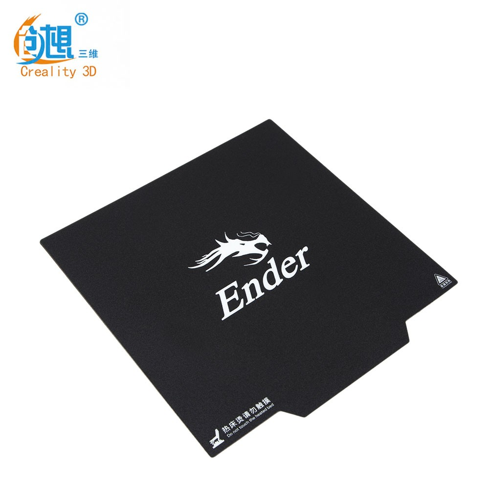 Creality 3D Ender-3 Upgrade Magnetic Build Surface Plate Sticker
