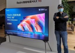 Redmi Smart TV MAX 98 Inch goes on sale for 19,999 Yuan