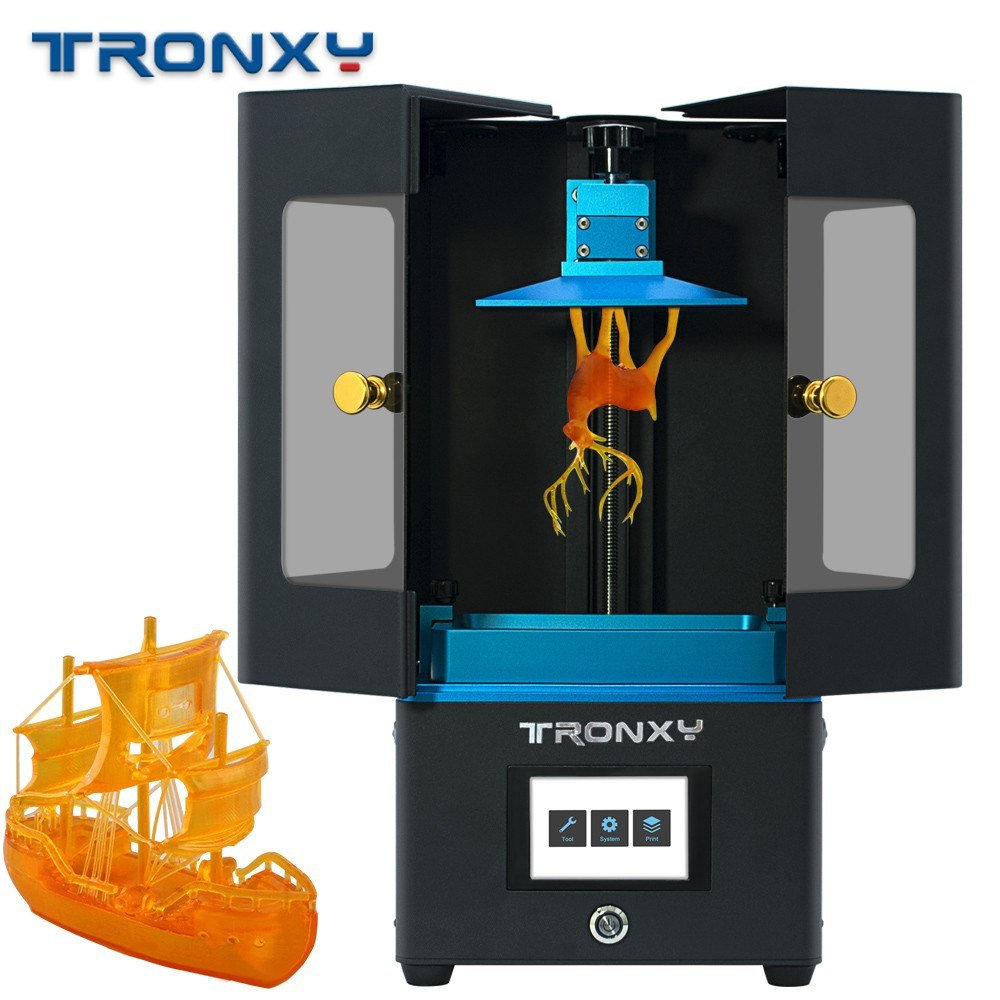 Tronxy UV Resin 3D Printer EU Warehouse