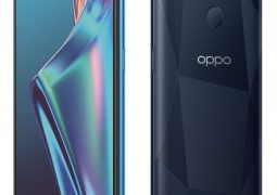 OPPO A12 with a waterdrop notch released in India