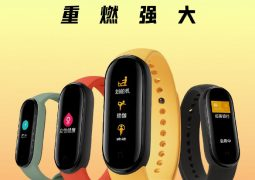 Xiaomi Mi Band 5 colour variants unveiled