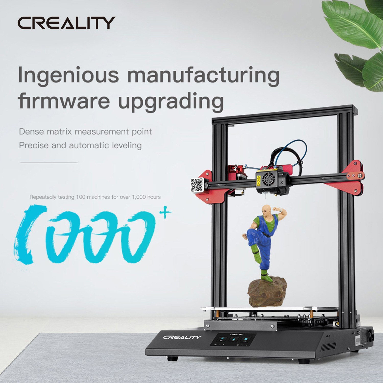 CREALITY CR-10S Pro V2 Upgraded High Precision 3D Printer 2