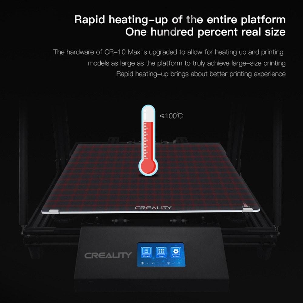 Creality 3D CR-10 Max Desktop 3D Printer DIY Kit 2
