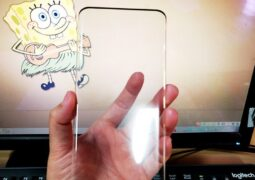 Huawei Mate 40 Pro screen protector leaks still once again