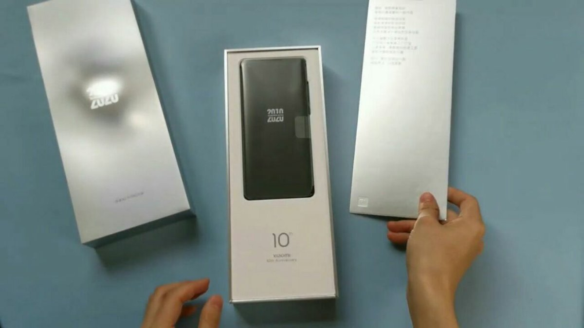Xiaomi Mi 10 Ultra unboxing video leaked
