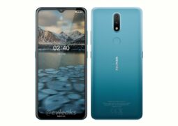 Nokia 2.4 press render leaked