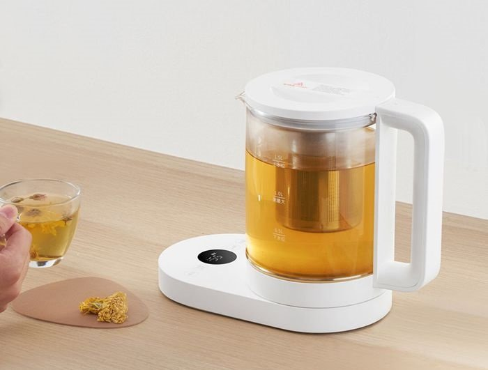 Mijia Multifunctional Smart Electric Kettle preserves heat for up to 12 hours